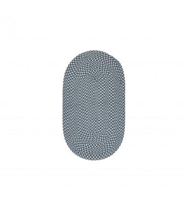 Slate Blue Recycled Rug - 3 sizes