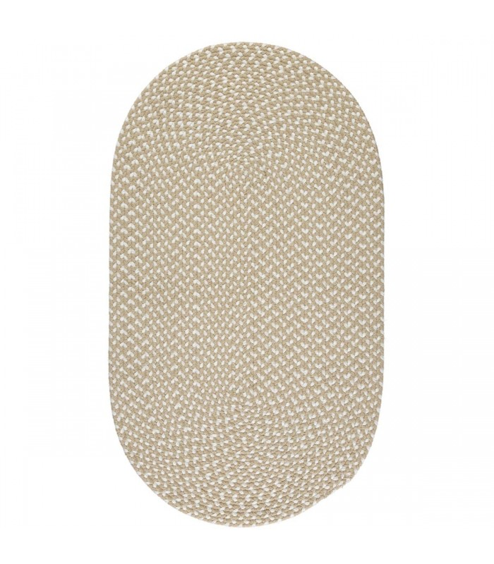 Sand Recycled Rug - 92x152cm