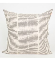 Lemongrass Grey cushion 50x50cm