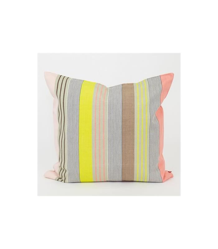 Fidelia Stripe cushion 50x50cm