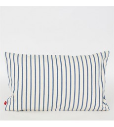 Zabel Blue and White cushion