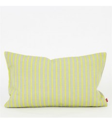 Zabel Yellow and Beige cushion