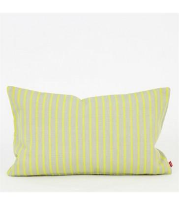 Zabel Yellow and Beige cushion