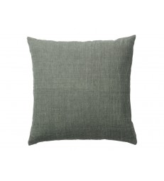 Army Green Linen Cushion