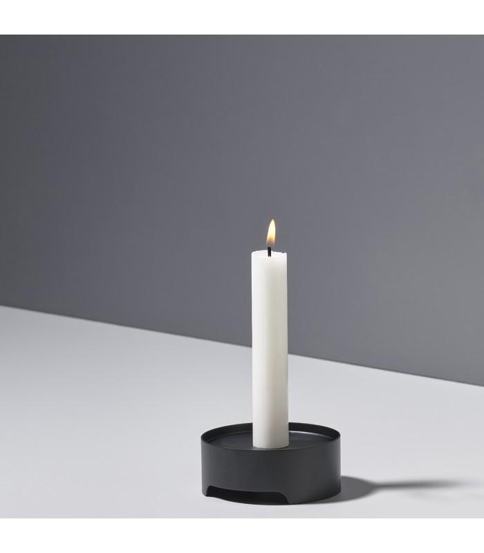 Low Black Candlestick