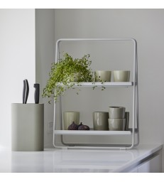 Grey A Shelf - Small