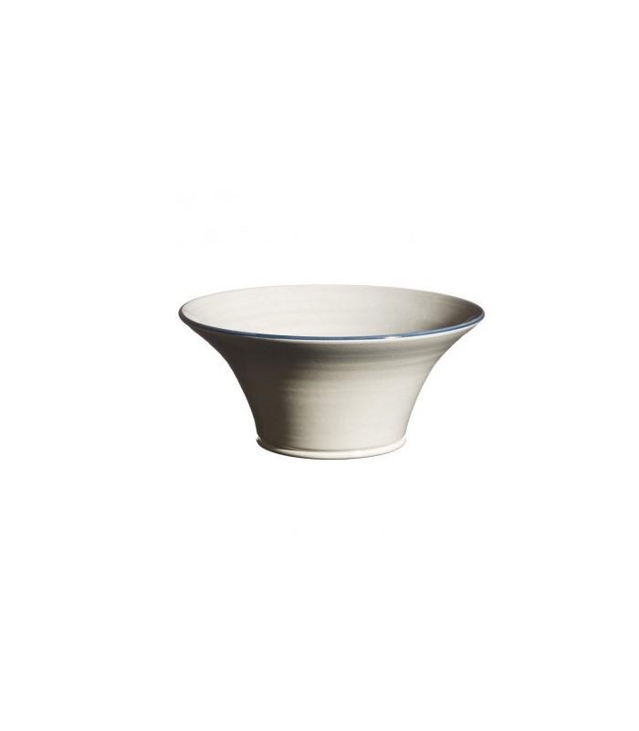 Small Flared Bowl Grey