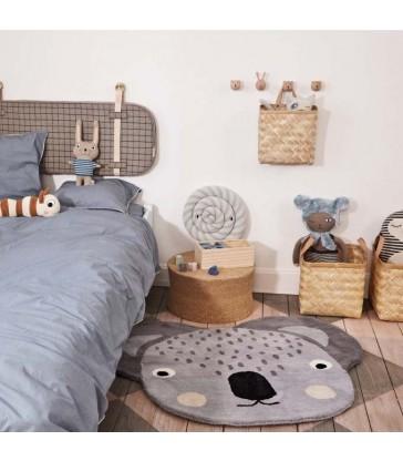 kids bedroom koala floor rug from the blue door