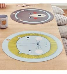Lion Placemat 39cm diameter