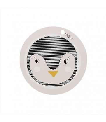 Penguin Placemat 39cm diameter