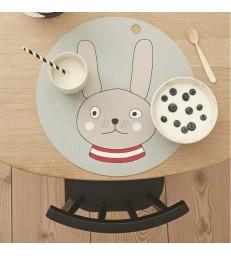 Rabbit Placemat 39cm diameter
