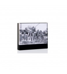 Magnetic Photo Frame 10x15 - Black