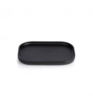Small Black Rectangular Tray