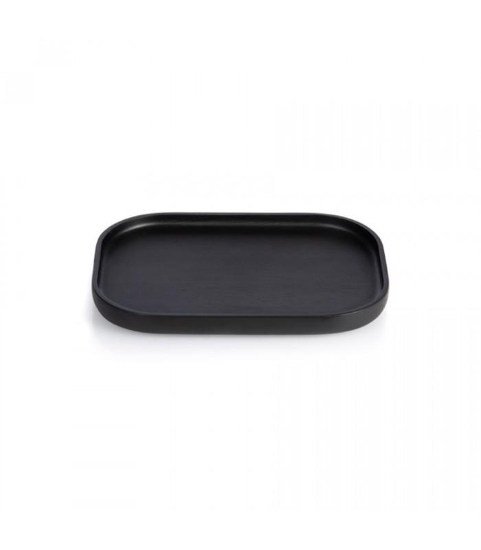 Small Black Rectangular Tray