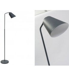 Adjustable Floor Lamp - Grey