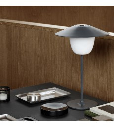 Black LED lamp - 3 Lamps in One, Rechargeable