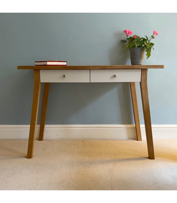 Desk or Dressing Table - Chalk Drawers