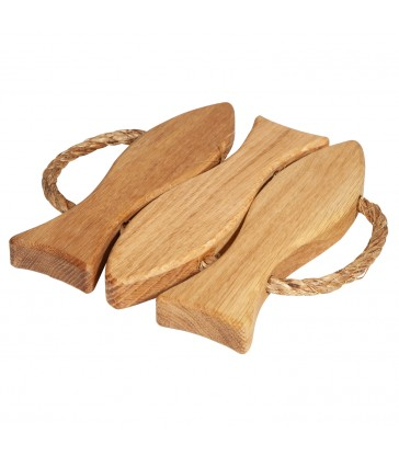Three Fish trivet