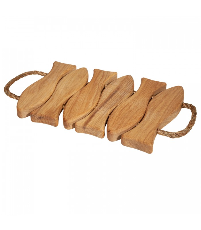 6 fish pot trivet stand for your kitchen