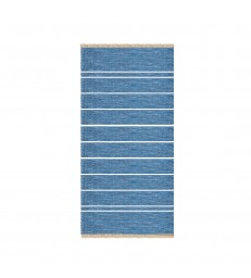 Theo Floor Rug Light Blue 80x160