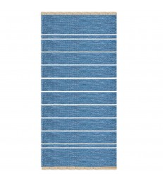 Theo Floor Rug Light Blue 80x250