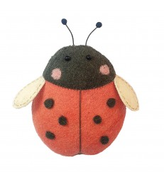 Mini Ladybird Wall Decoration