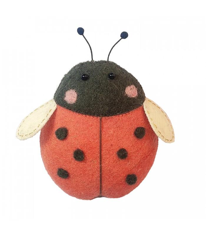 Mini Ladybird Wall Decoration