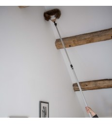 Telescopic Cobweb Brush - 1.1m-2m