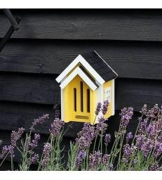 Yellow Butterfly Hibernation Box