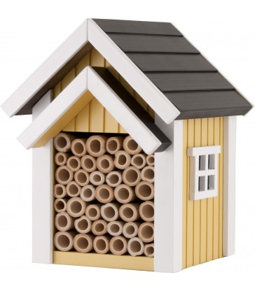 Yellow Bee Box for Solo Bees