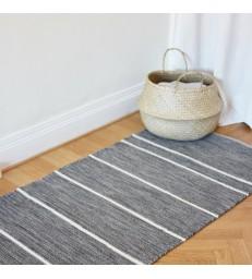 Theo Floor Rug Grey 80x160