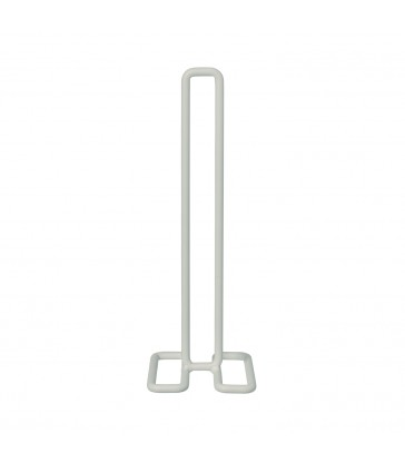 Wire Kitchen Roll Holder - Beige