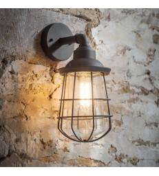 Ref 11 Wall Light Charcoal