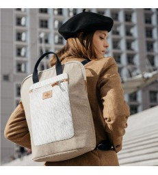 Sail Backpack in Beige