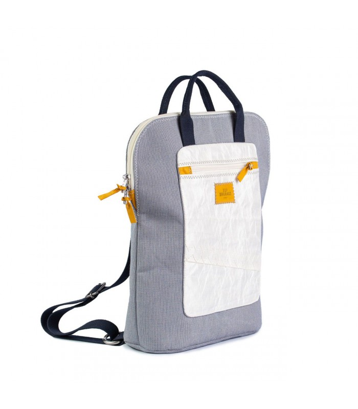 Sail Backpack in Grey