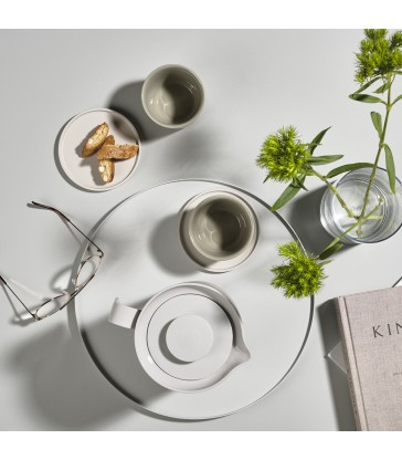 tray for your kitchen dining table in pale grey