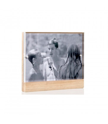 Magnetic Photo Frame 13x18 - Timber