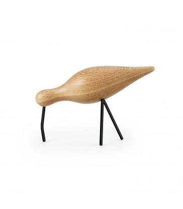 Large Oak Shorebird - Black Legs