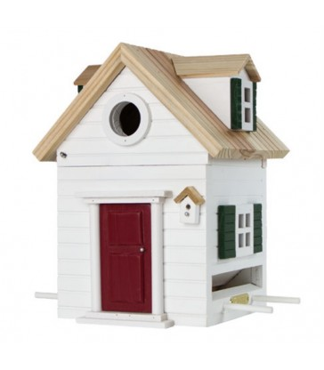 Bird Feeder and Nesting Box
