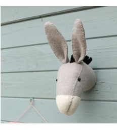 Small Donkey Head
