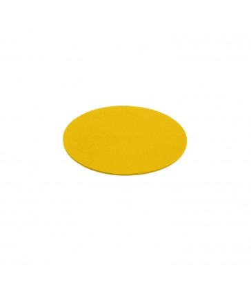 Woollen Felt Coaster - Curry