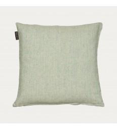 Hedvig Pale Green Cotton/Linen Cushion