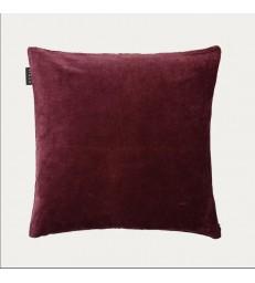 Paolo Burgundy Velvet Cushion - Sale
