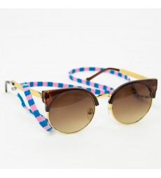 Glasses Lanyard Pink/blue - Sale