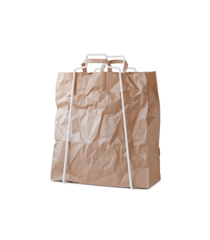 Bag Holder White  - Sale