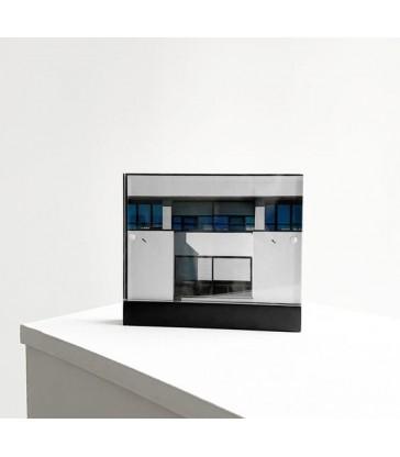 large black magnetic photo frame