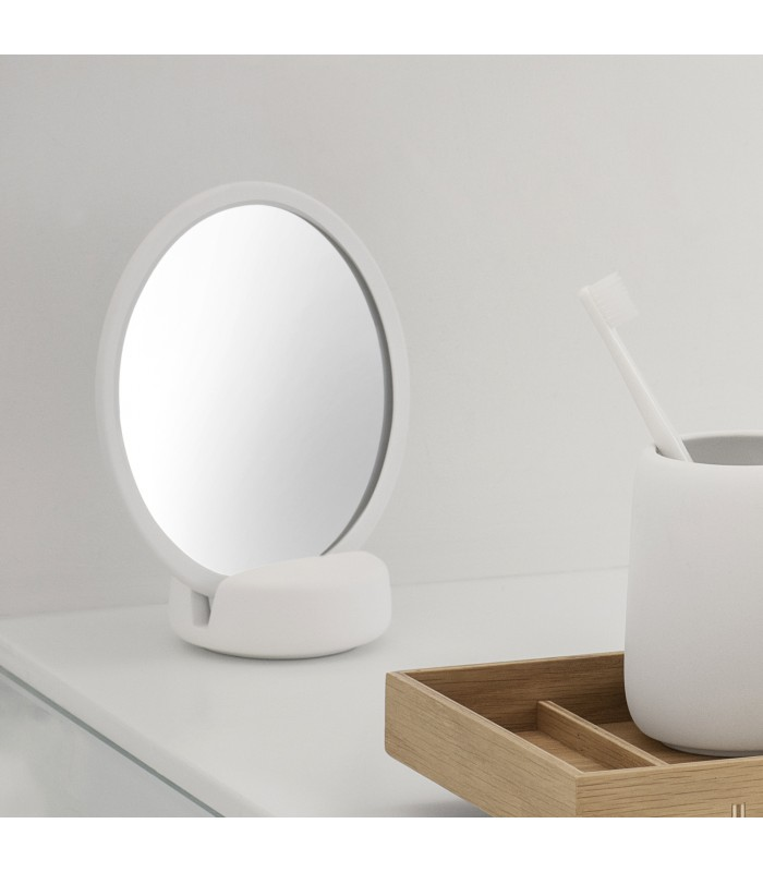 White Vanity Mirror for your dressing room