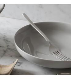 Pale Grey Deep Platter