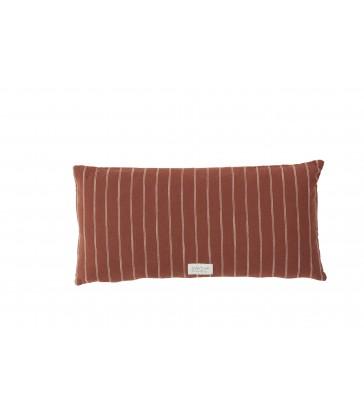 Dark Sienna Cushion 30x60cm