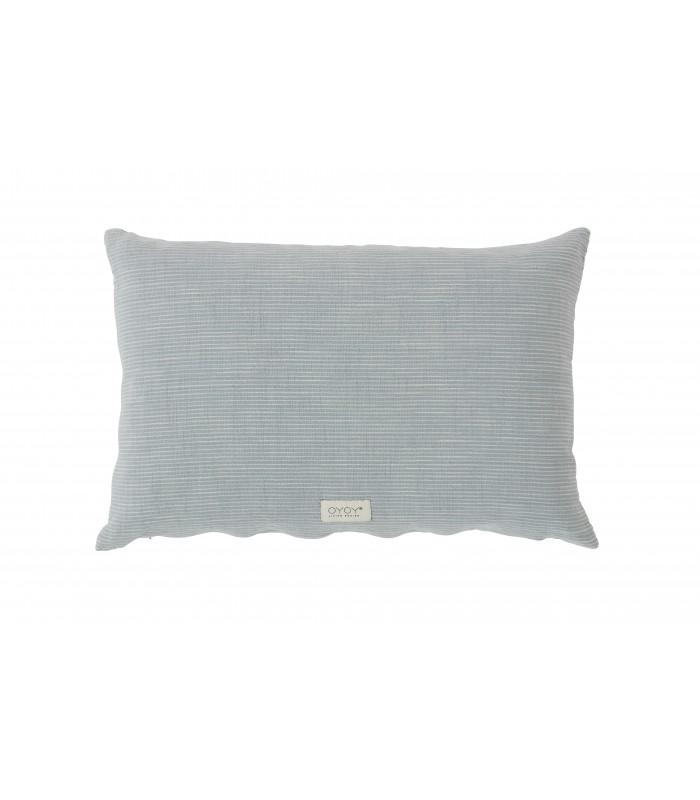 Kyoto Dusty Blue Cushion 40x60cm